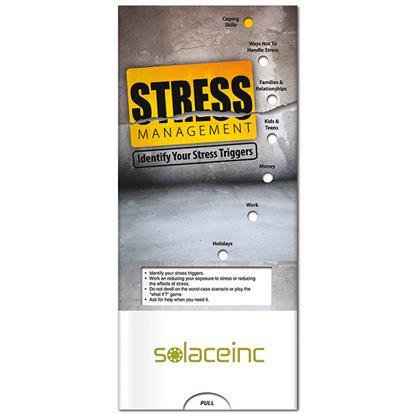 Picture of Pocket Slider: Stress Management