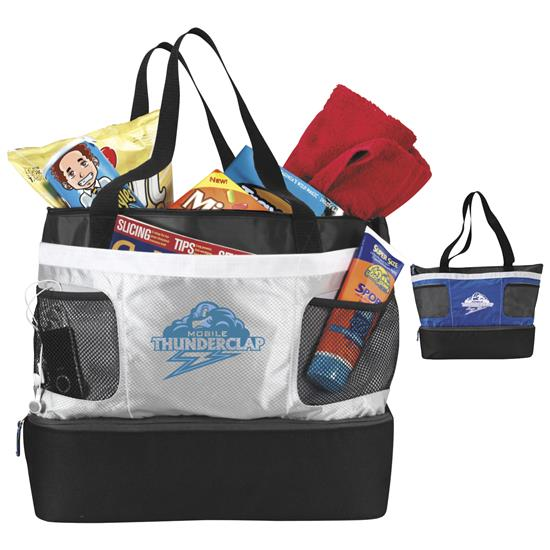 Picture of Double Decker Cooler Tote