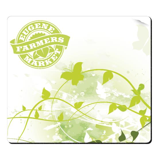 "Picture of BIC® 1/8"" Fabric Surface Mouse Pad (7-1/2"" x 8-1/2"")"