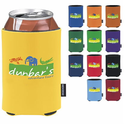 Picture of Koozie® Deluxe Collapsible Can Kooler