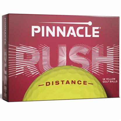 Picture of Pinnacle® Rush Yellow Std Serv
