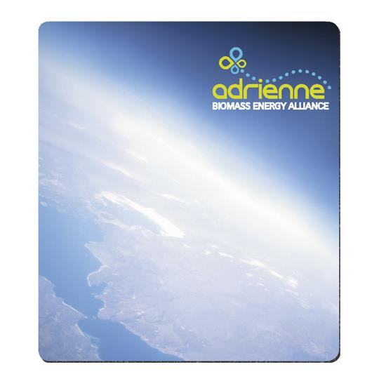 """Picture of BIC® 1/4"""" Firm Surface Mouse Pad (7-1/2"""" x 8-1/2"""")"""