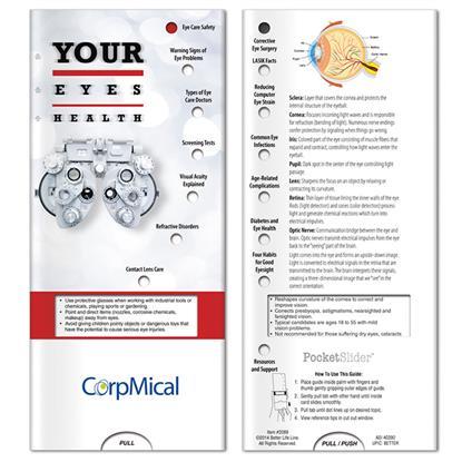 Picture of Pocket Slider: Your Eyes Health
