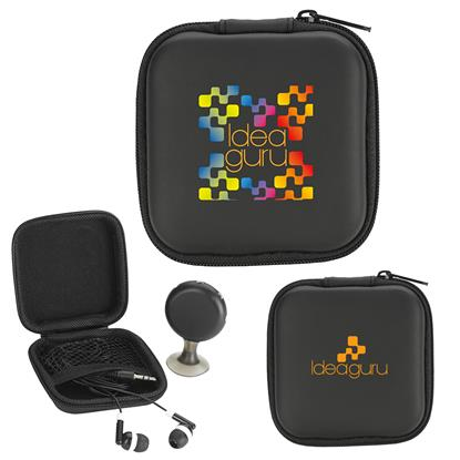 Picture of Advocate Audio Travel Set