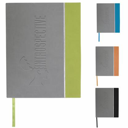 Picture of Metallic Line Journal