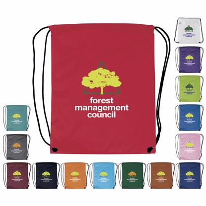 Picture of Drawstring Backpack