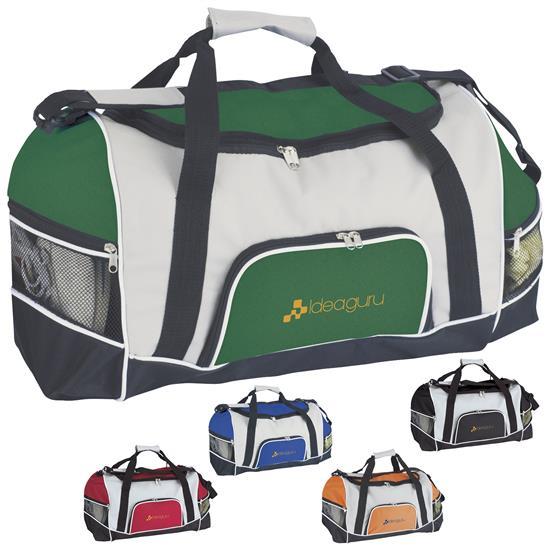 Picture of Tri-Pocket Sport Duffel