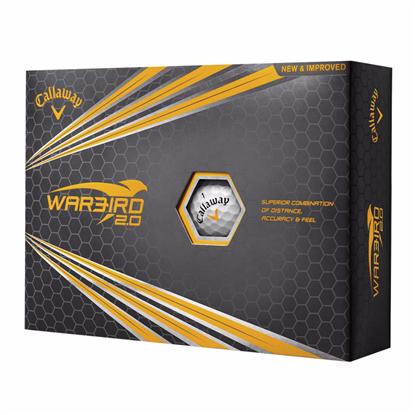 Picture of Callaway® Warbird™ 2.0 Golf Ball Std Serv