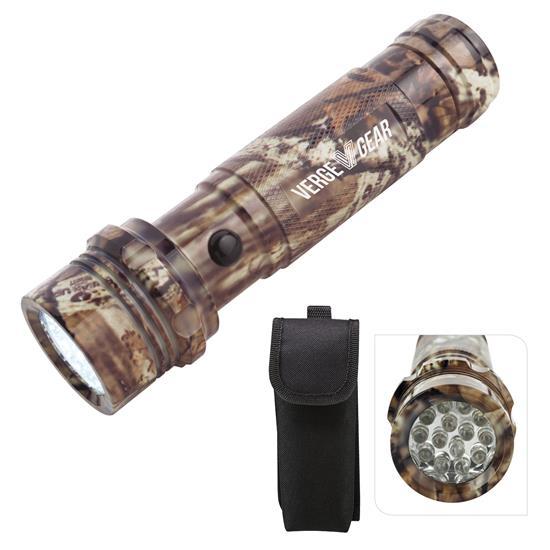 Picture of Mossy Oak® Camouflage Aluminum LED Flashlight