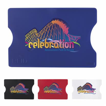 Picture of Plastic RFID Card Holder