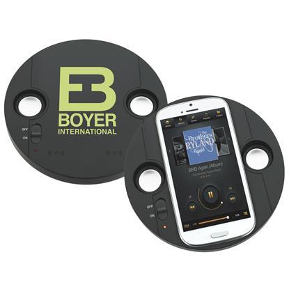 Picture of Round Wireless Speaker