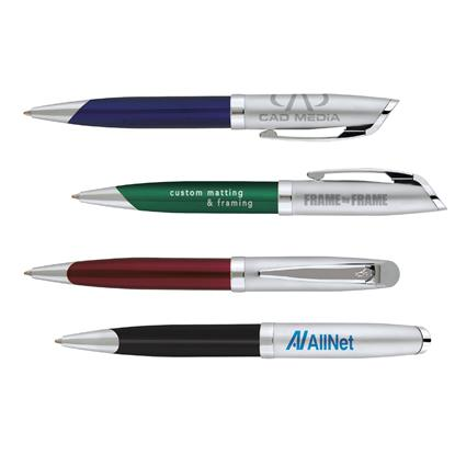 Picture of BIC® Tri-Tone Twist Pen