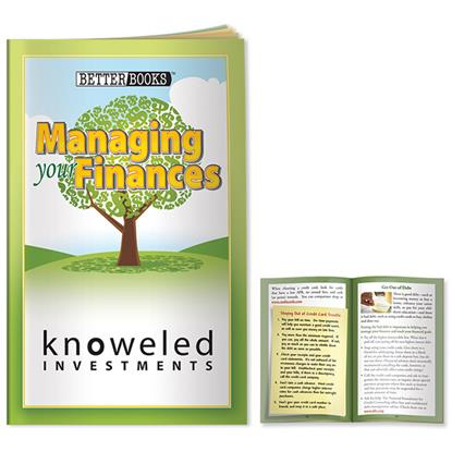 Picture of Better Book: Managing Your Finances