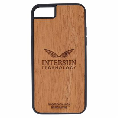 Picture of Mahogany Wood Phone Case 6/6S Plus