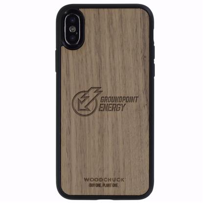 Picture of Walnut Wood Phone Case X/XS
