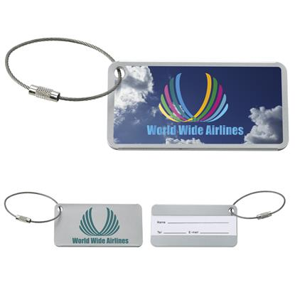 Picture of Compact Luggage Tag