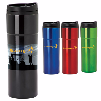 Picture of Metallic Reflections Tumbler - 15 oz.