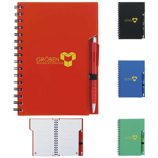Picture of Notebook with Element Pen