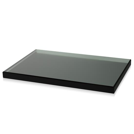 Picture of Slim Rectangular Glass Base