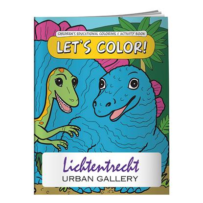 Picture of Coloring Book: Let's Color!