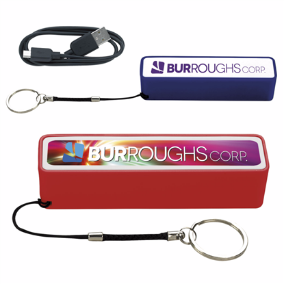 Picture of Keychain Power Bank 2600 mAh