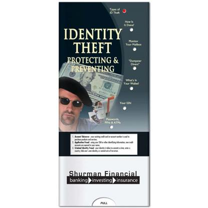 Picture of Pocket Slider: Identity Theft