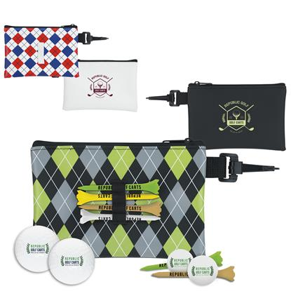 Picture of Pattern Golf Pouch Event Kit - Callaway® Warbird 2.0