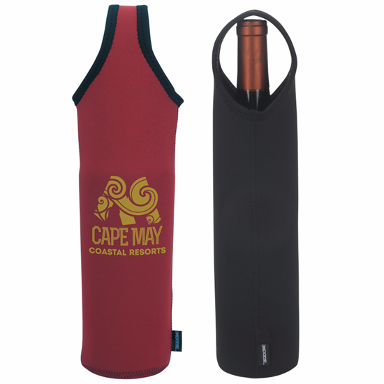 Picture of Koozie® Wine Bottle Kooler