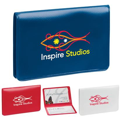 Picture of Business Card/License Holder