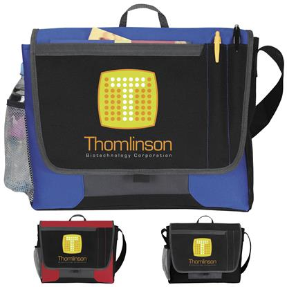 Picture of Tri-Pocket Flap Messenger