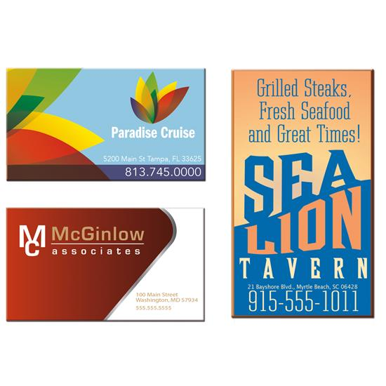 Picture of Business Card Magnet