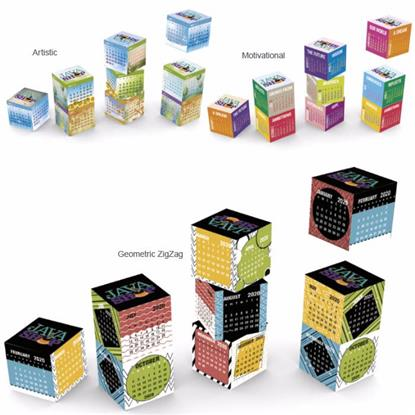 Picture of Touchpoint Magnetic Cube