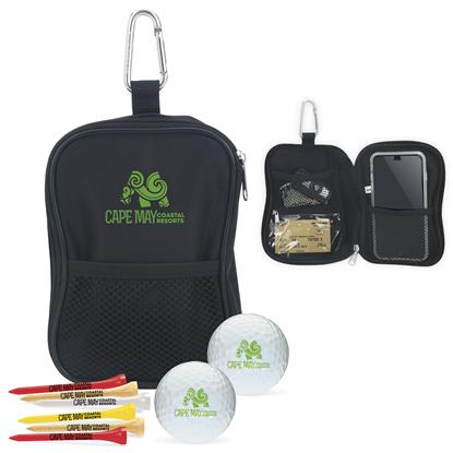 Picture of Valuables Pouch Golf Kit - Titleist® TruFeel