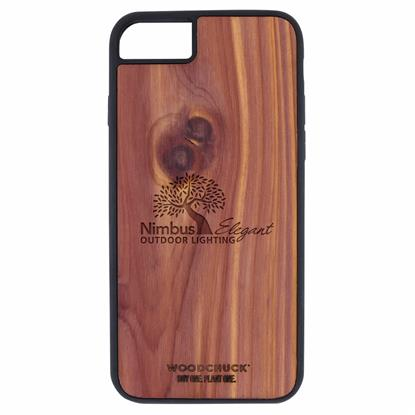 Picture of Cedar Wood Phone Case 6/6S
