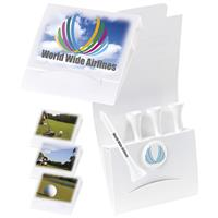 "Picture of 4-1 Golf Tee Packet - 2-3/4"" Tee"
