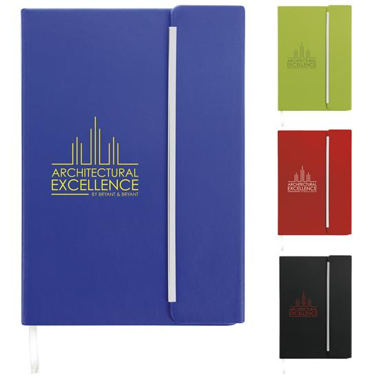 Picture of Journal with Magnetic Closure