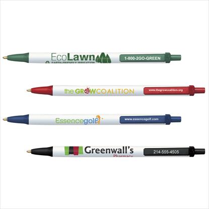 Picture of BIC® Ecolutions® Clic Stic® Pen