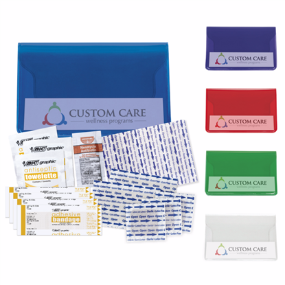 Picture of Simple Bandage First Aid Kit