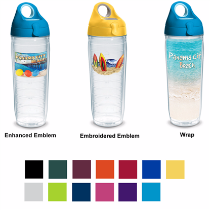 Picture of Tervis® Classic Sport Bottle - 24 oz.