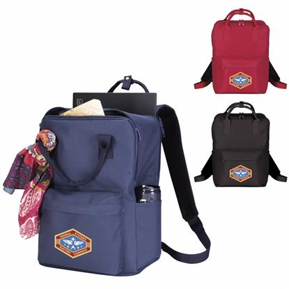 Picture of Preppy Computer Tote-Pack