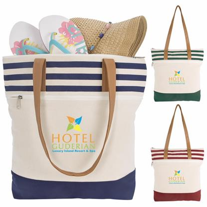 Picture of Cora Lane Cotton Tote