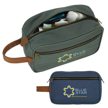 Picture of Zippered Travel Bag