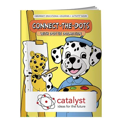 Picture of Coloring Book: Connect-the-Dots
