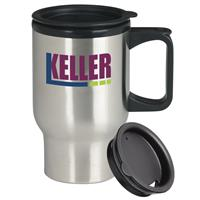 Picture of Stainless Steel Trip Mug - 17 oz.