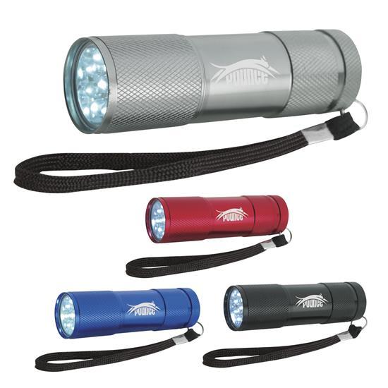 Picture of Aluminum Flashlight