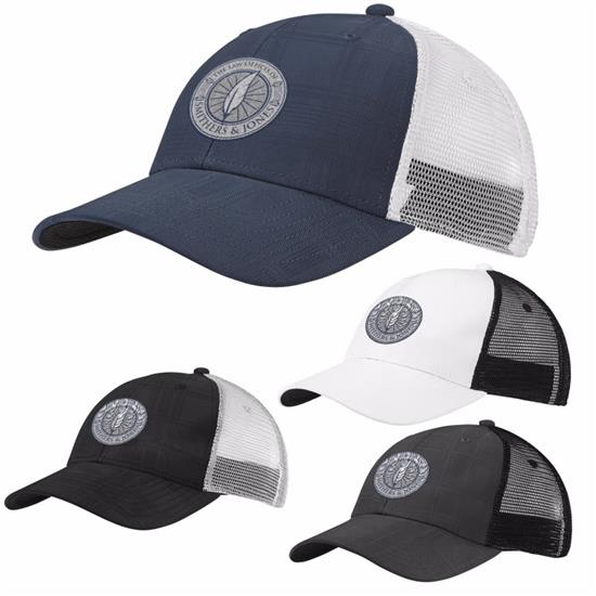 Picture of TaylorMade® Performance Front Hit Trucker Hat