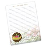 """Picture of BIC® 8.5"""" x 11"""" Non-Adhesive Scratch Pad, 50 Sheet Pad"""
