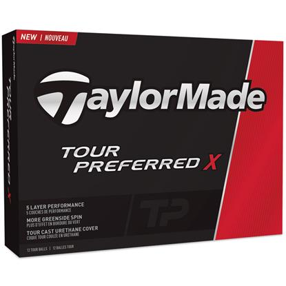 Picture of TaylorMade® Tour Preferred X Std Serv