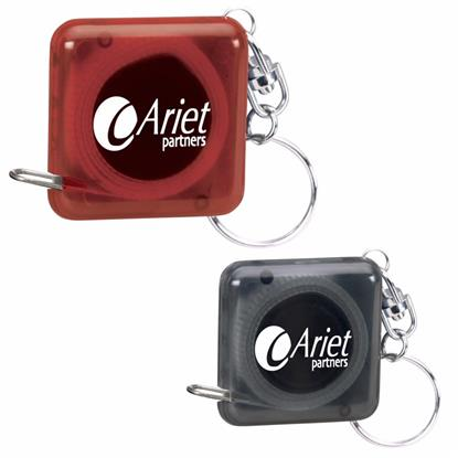 Picture of 3' Square Tape Measure Keyholder