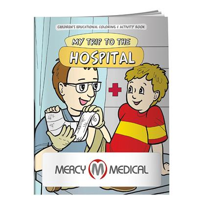Picture of Coloring Book: My Trip to the Hospital